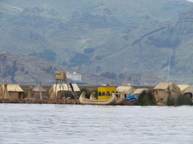 Uros & Lake Titicaca